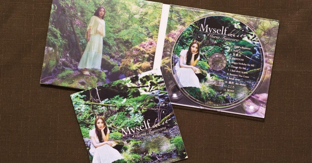 CD歌詞カード